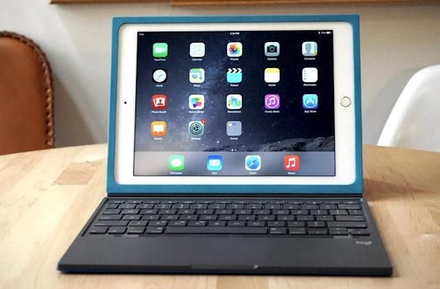 Logitech's first Logi iPad cases are all about tough corners