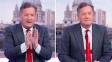 Piers Morgan blasts feminist for wanting to make wolf-whistling illegal