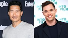 Daniel Dae Kim and Ed Skrein buddy up after 'Hellboy' casting controversy