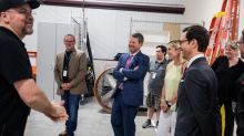 Gov. Kemp tours Pinewood Atlanta Studios: 'I will continue to advance policies that empower job creators'