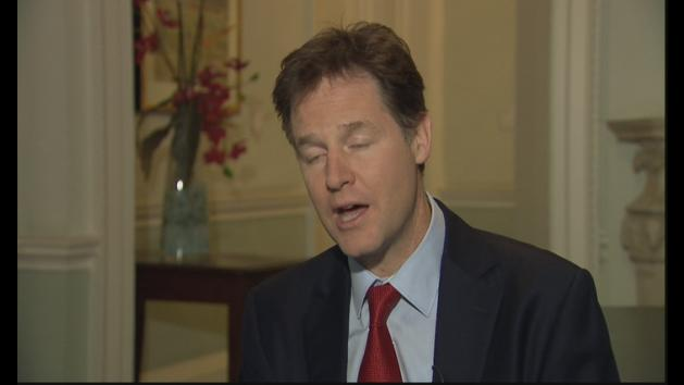 Clegg: New reforms give parents choice on taking leave