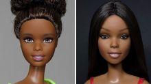 Artista repinta bonecas com maquiagens realistas e resultado impressiona