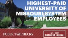 Public paychecks 2020: Highest-paid University of Missouri System employees