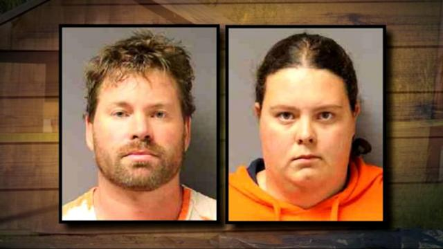 Couple Charged With Kidnapping Two Amish Girls