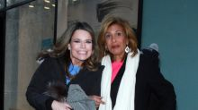 Hoda Kotb and Savannah Guthrie's happiest on-screen moments
