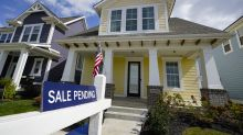 Pending home sales springs back in March