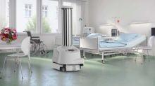 Coronavirus: ces robots qui soulagent le travail du personnel soignant dans les hôpitaux