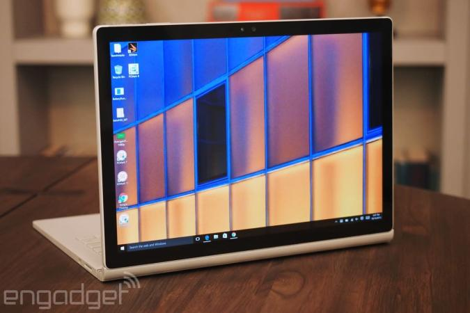 Microsoft adds a cheaper Surface Book option with NVIDIA graphics