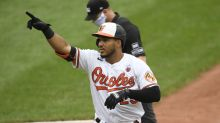 Right fielder Anthony Santander lone Orioles player to be named finalist for Gold Glove Award