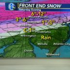 AccuWeather: Winter Storm Watches Posted for Parts of Our Area