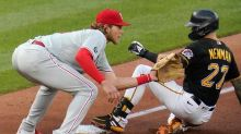 Stallings' RBI in 9th sends Pirates to 3-2 win over Phillies