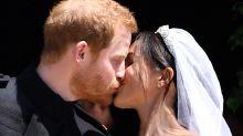 Harry und Meghan beginnen Ehe mit royalen Pflichten
