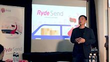 Ryde to offer door-to-door courier service from 3 September