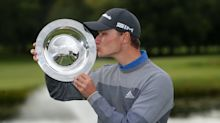 Rookie Rasmus Hojgaard holds his nerve for second European Tour win