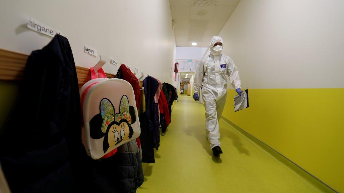 Europe Is Locking Down Everything to Keep Schools Open During COVID's Second Wave