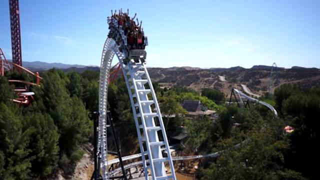Greatest American Roller Coasters Revealed