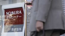Nomura Profit Plunges 91% as Wholesale Business Loses Money