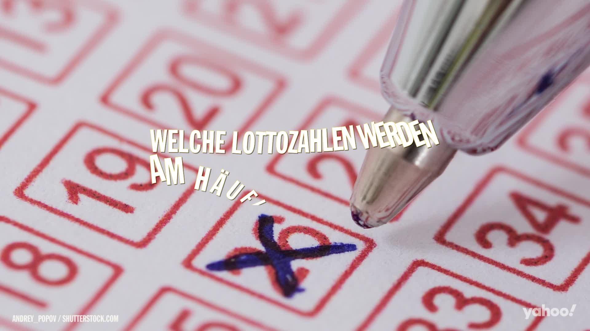 Lottozahlen Die Am Häufigsten Gezogen Werden