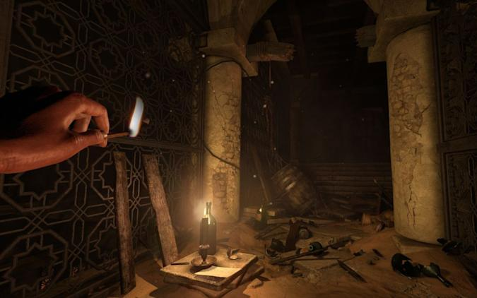 'Amnesia: Rebirth' gets an exploratory mode that makes the game less scary
