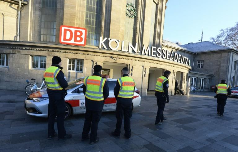 Construction workers found the bomb on the right bank of the Rhine river on Monday evening
