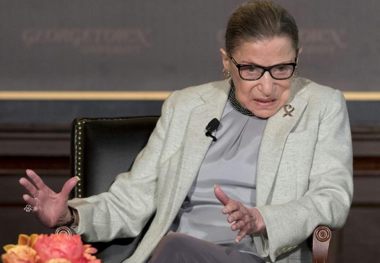 Juíza da Suprema Corte dos EUA Ruth Ginsburg deixa hospital