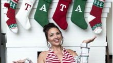 Ta-Ta Towel just released a holiday collection, so you can fight boob sweat in the most festive way