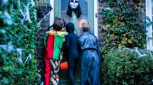 Should parents take their kids trick or treating at Halloween?
