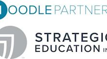Strategic Education, Inc. and Noodle Partners Unite to Provide Employers with Access to a Variety of Education and Upskilling Programs from the Nation's Leading Universities