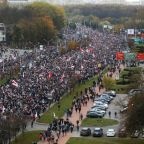 Workers and students pose strike challenge to Belarusian leader