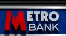 Metro Bank shares dive after slide in profits