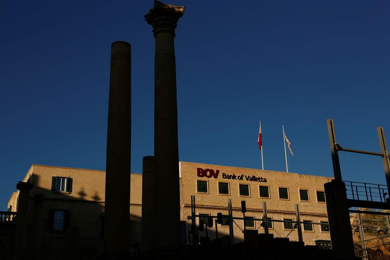 Cyber attack on Malta bank tried to transfer cash abroad