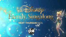 ABC to Host Disney Family Singalong With Christina Aguilera, John Stamos, Kristin Chenoweth and Many More
