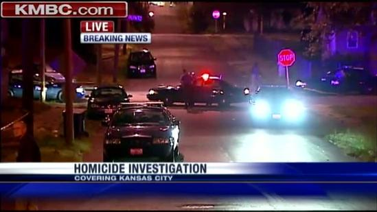 Breaking News: Homicide at 38th and Garfield
