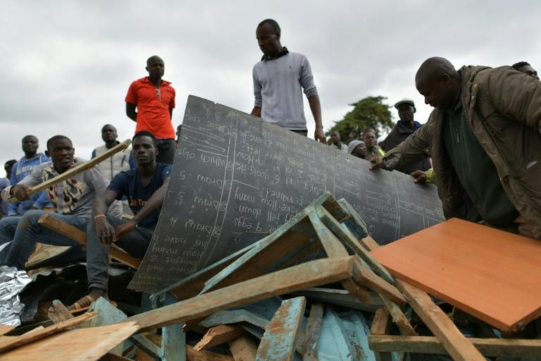 Children Killed, Dozens Injured After School Building Collapse in Kenya