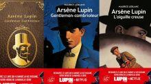 """""""Lupin"""" sur Netflix entraîne aussi un succès littéraire XXL"""