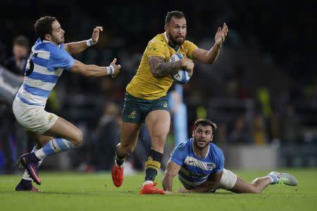 Argentina v Australia - Rugby Championship