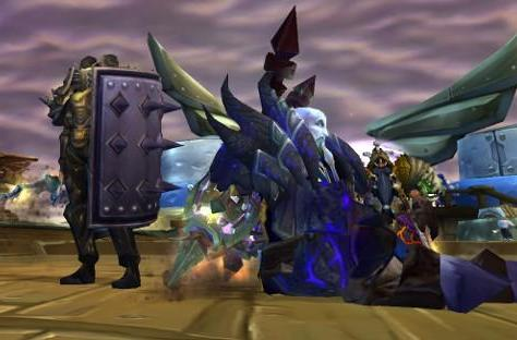 Patch 5.4 PTR: Vengeance changes