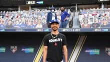 Mookie Betts' Nashville upbringing steadied by constant caring from both parents