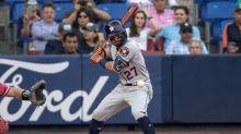 10-8. Toro y el venezolano Altuve dejan a los Astros con la octava victoria consecutiva