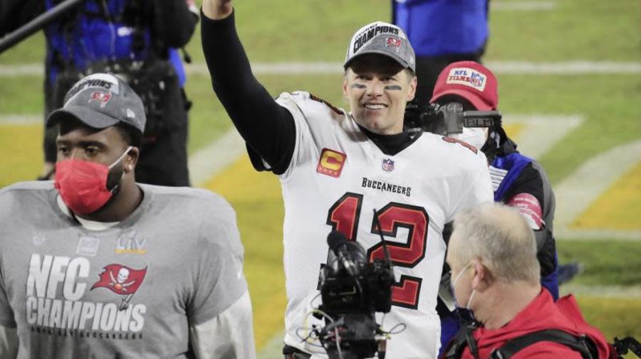 Brady lleva a los Buccaneers al Super Bowl LV y Mahomes a los Chiefs