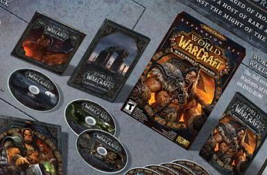 Warlords of Draenor Collector's Edition revealed
