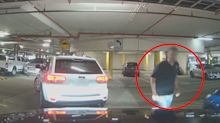'I'll break your neck': Man slammed for 'threatening' act in carpark