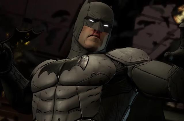 The first season of Telltale's 'Batman' wraps next week
