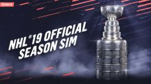 Toronto Maple Leafs to Hoist the Stanley Cup® for the First Time in Over 50 Years, Predicted by EA Sports™ NHL® 19 Simulation