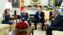 Los estadounidenses prefieren evitar un cierre del Gobierno a construir el muro