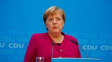I got it wrong over spymaster, Merkel admits, after row resolved