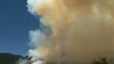 Colo. Firefighters: Blaze Could Burn for Months