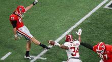 Atlanta Falcons sign former Georgia Bulldog