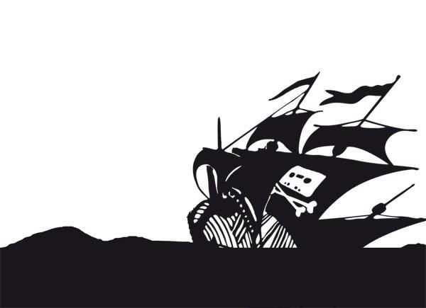 La policía sueca tumba los servidores de The Pirate Bay