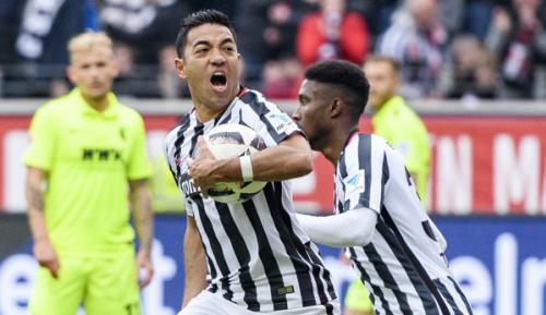 Bundesliga: Doppelpack! Fabian dreht Partie